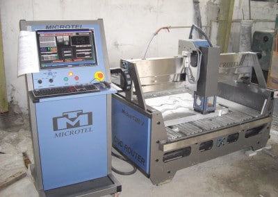 CNC ROUTER 12-80 and 12-12