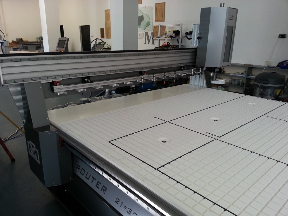 Cnc Router 21 37 Microtel
